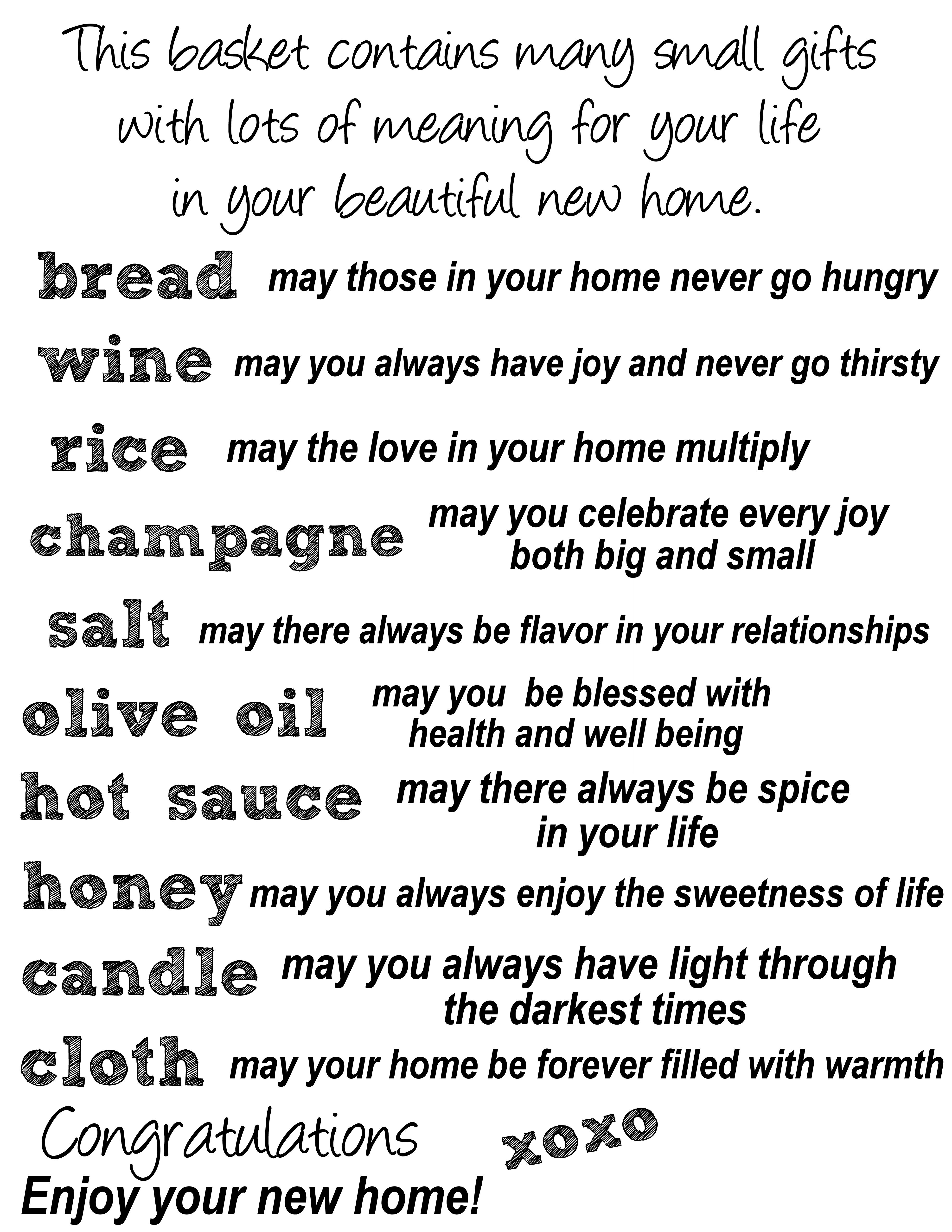 DIY Housewarming Party Gift Basket With a Sentimental Twist | Debbie ...