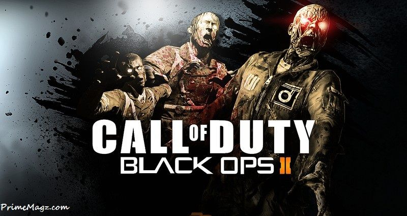 Call Duty Black Ops 2 Zombies Wallpaper In Black Ops 2 Black Ops