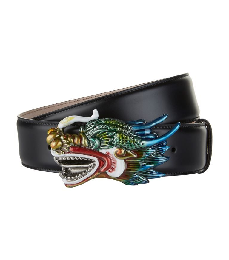 5c45b441de6 GUCCI Dragon Head Belt.  gucci
