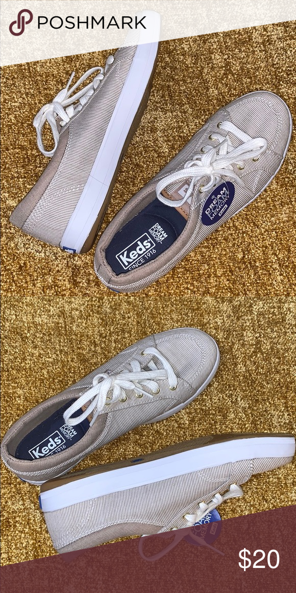 Striped sneakers, Keds, Womens shoes