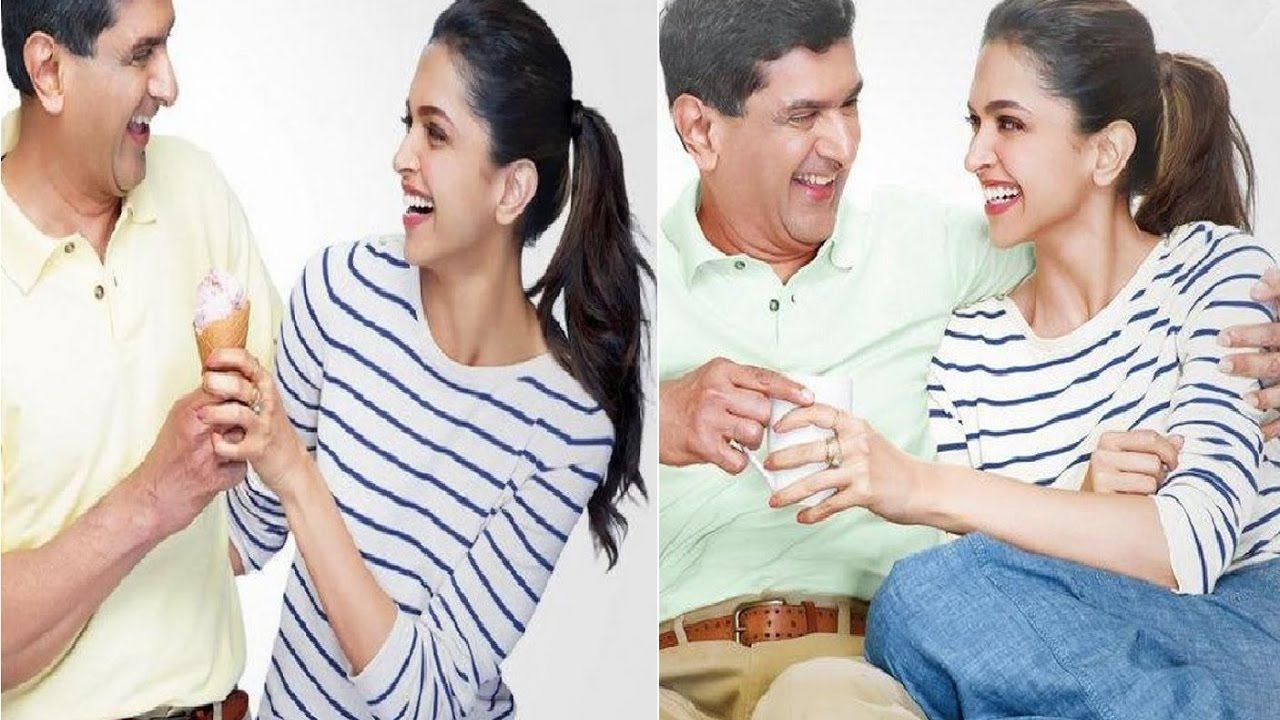 Deepika Padukone With Family Mother Father Sister Boyfriend