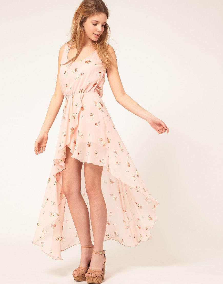 Hi Low Casual Dresses