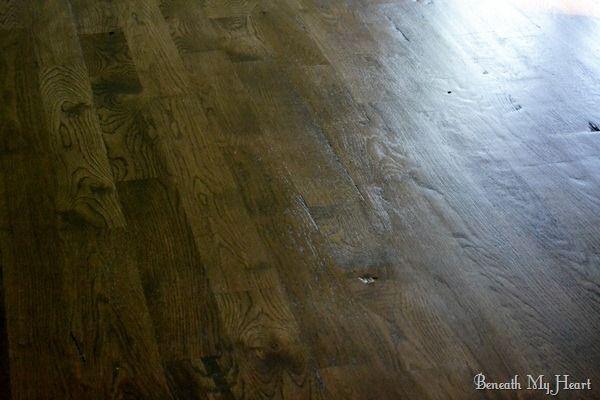 Our Utility Grade Hardwood Oak Floors Facts And Pictures Oak Floors Oak Hardwood Flooring