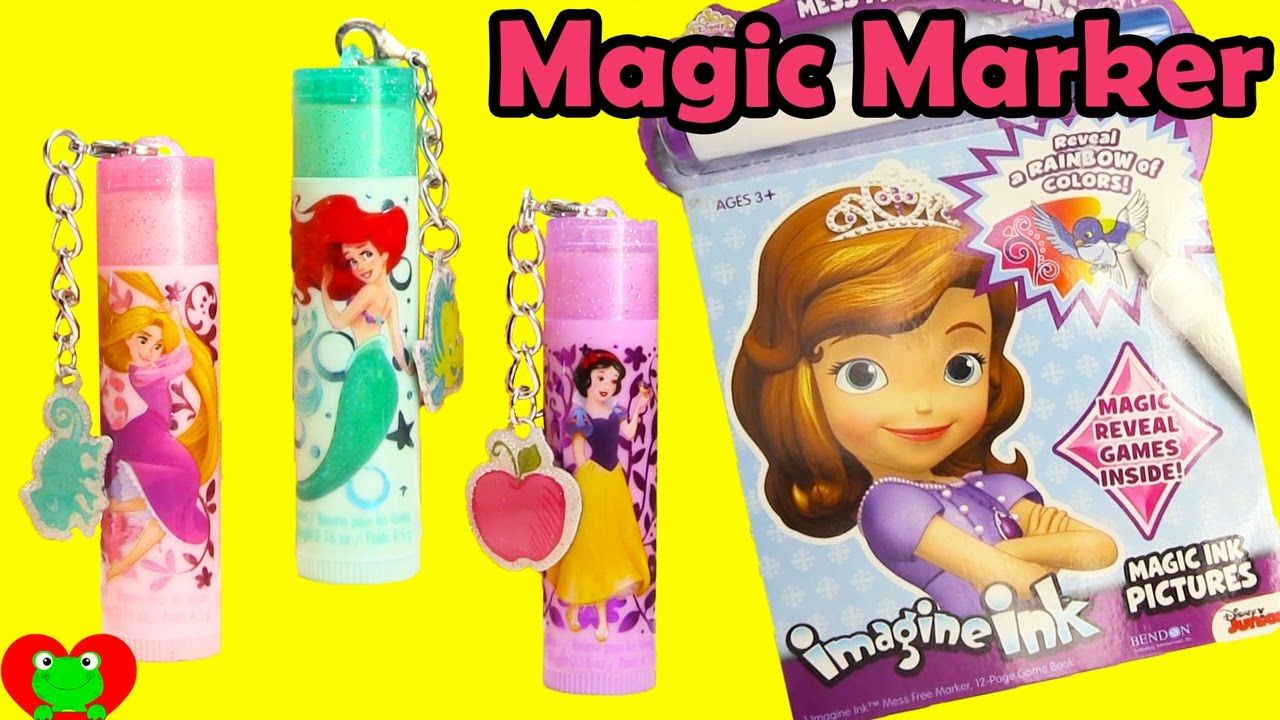 Disney Princess Sofia the First Imagine Ink Magic Coloring ...