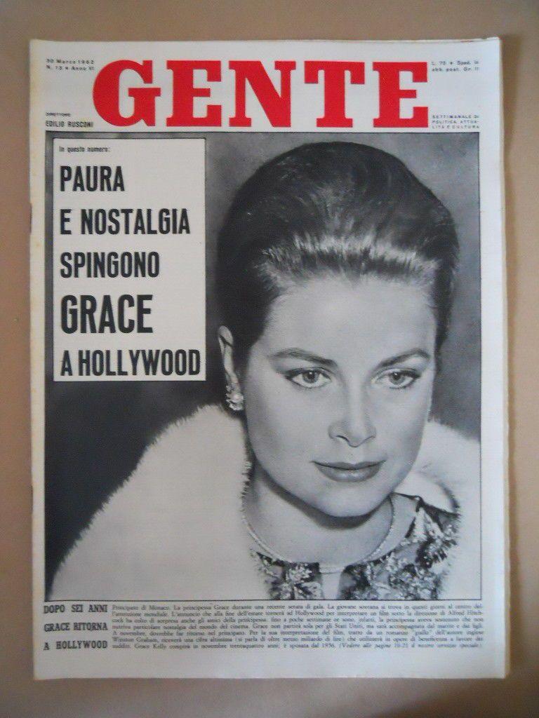 Newsclip photo of Grace Kelly