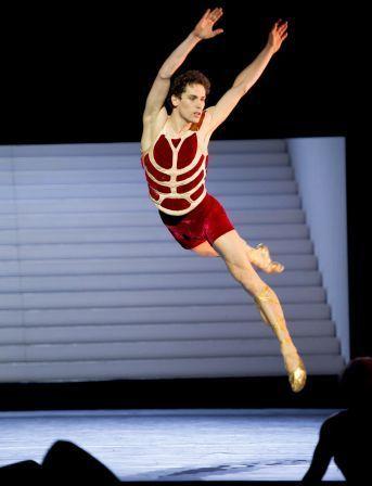 Stephan Bouillon, Paris Opera Ballet. (Thanks to Fabio Tranchant for correctly identifying him.)