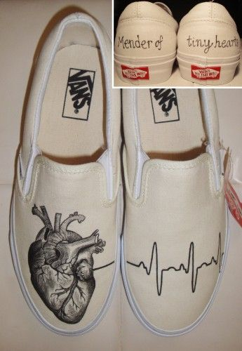 these vans are so cool, wish they came in black. | Custom