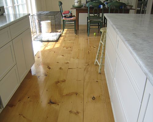 Wide Pine Plank Flooring Floors Diy Wood Floors