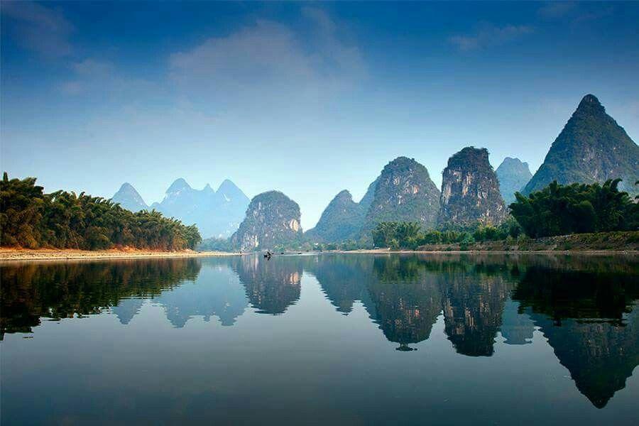 China, mountains