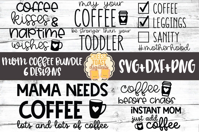 1 Day Left October 2019 Bundle Mom Coffee Svg Dxf