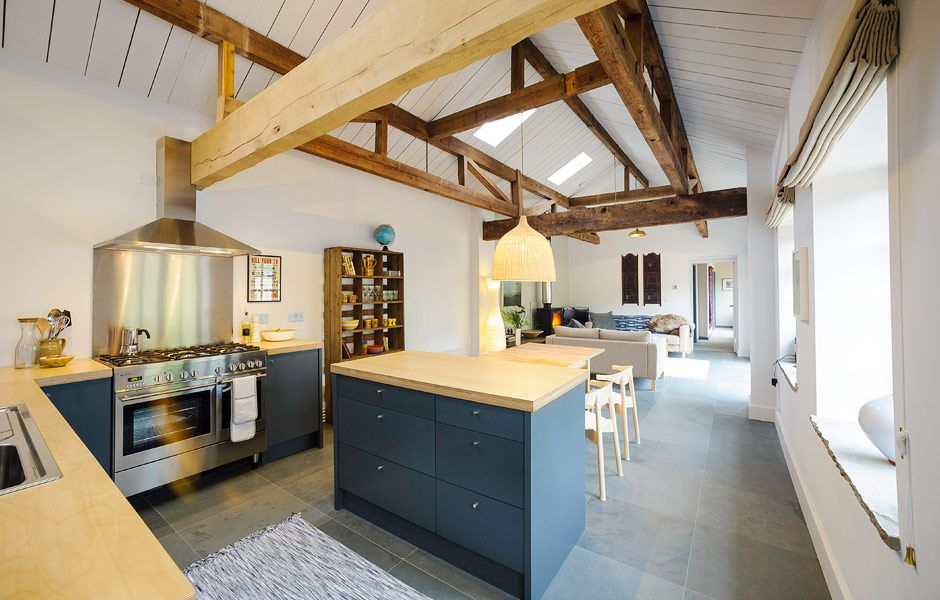 Beautiful Open Barn Conversion For Holidays Near Hay Part 20
