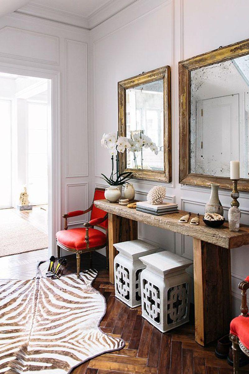 Marvelous Interior Design Inspiration: Rustic Chic
