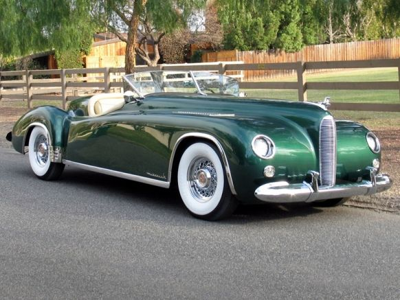 1952 Maverick Sportster With Images Classic Cars Cool Cars