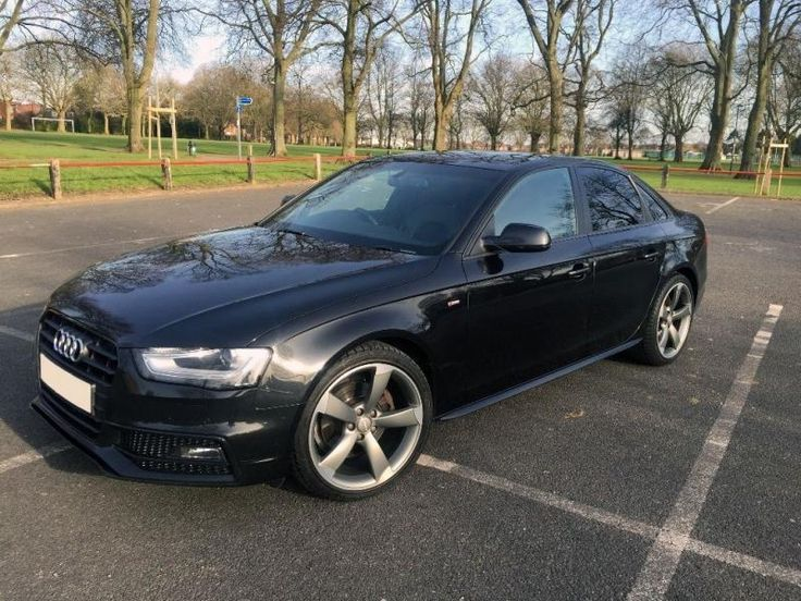 Nice Audi 2017 A4 2 0 Tdi S Line Black Edition Ukcar Eu