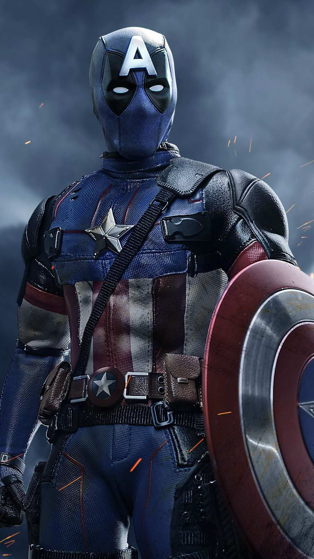 Download Cool Wallpaper For Iphone 11 Iphone 11 Pro 11 Pro Max 2019 Captain America Wallpaper Marvel Captain America Deadpool Wallpaper Iphone