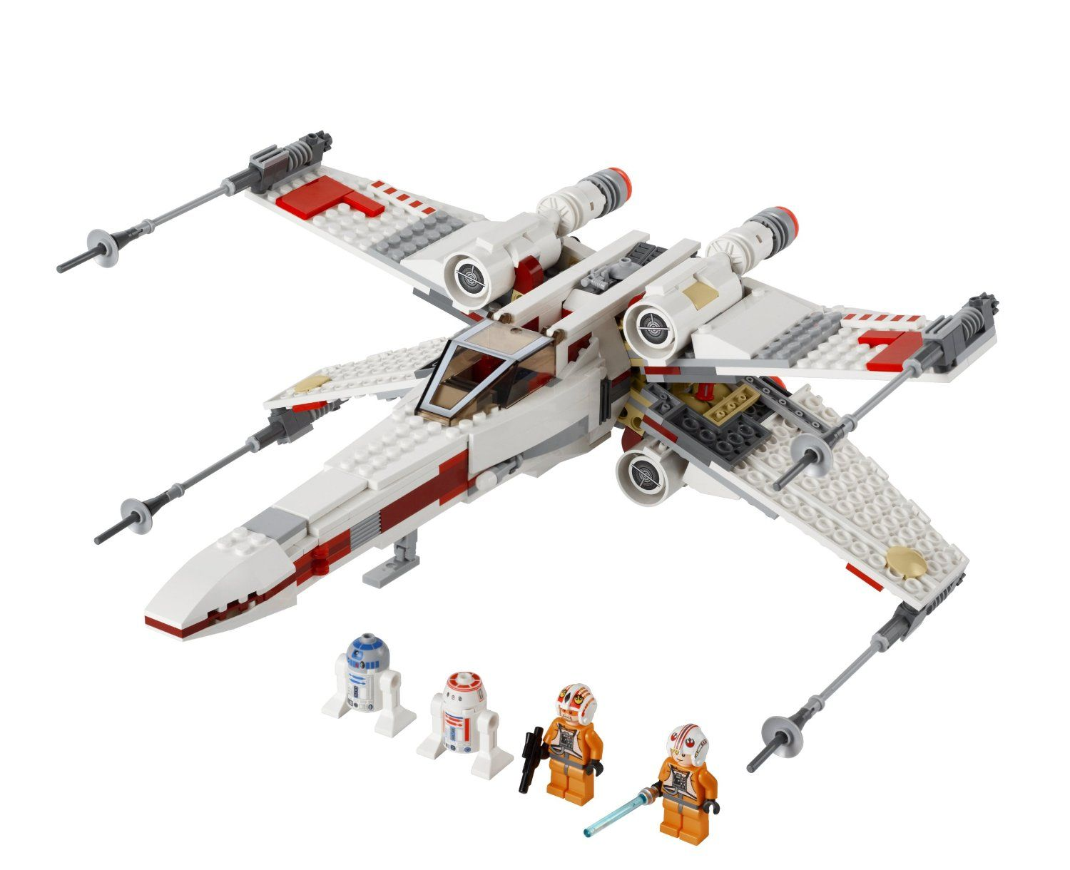 cool stuff lego star wars x wing starfighter 9493 model lego star wars lego star and lego. Black Bedroom Furniture Sets. Home Design Ideas