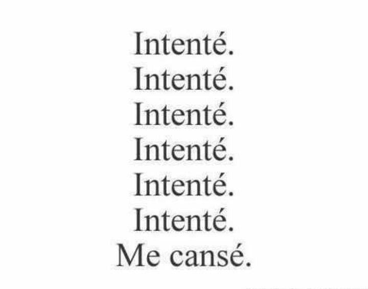 Yo Me Canse Frases De Desamor Imagenes Tumblr Frases Y