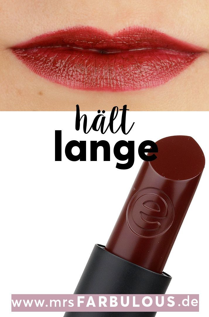 ultra LAST Instant Colour Lippenstift Tragebilder - 20 Lip Swatches - MrsFarbulous Beauty Blog Sc