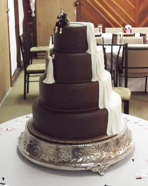 Simple Grooms Cake Photo Details Groom S Side Of The Cake The