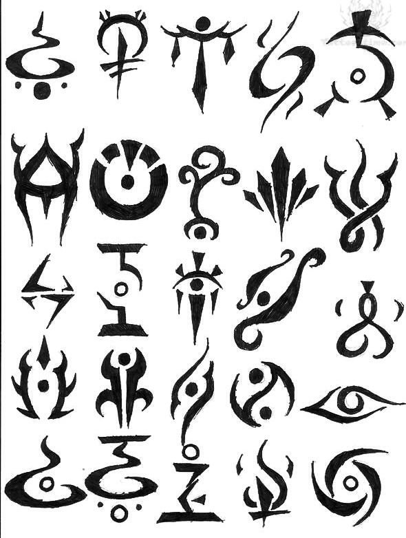 Ancient Symbol Tattoo Ideas Sketch Ideas In 2019