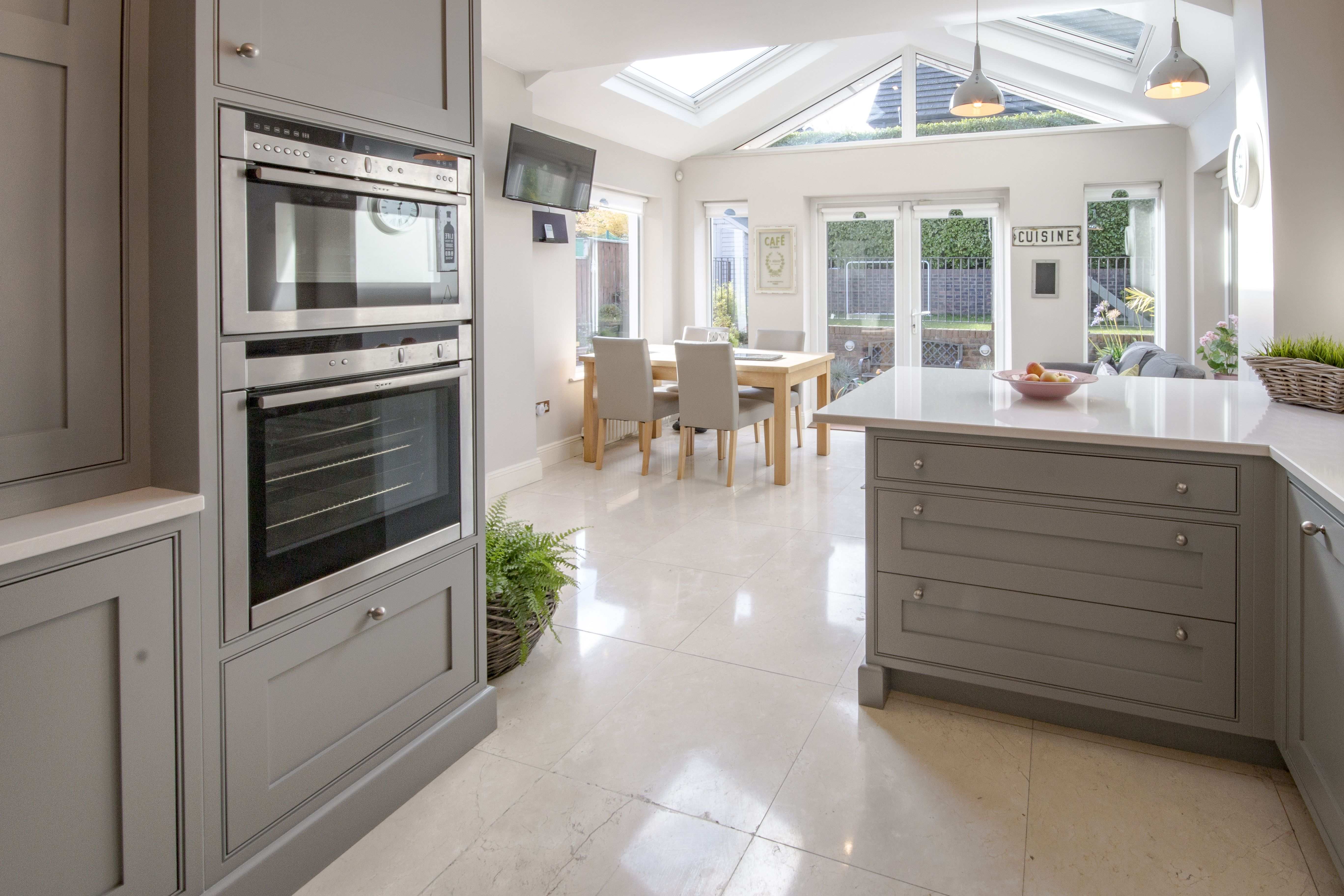 Enigma Design Manor House Grey Kitchen