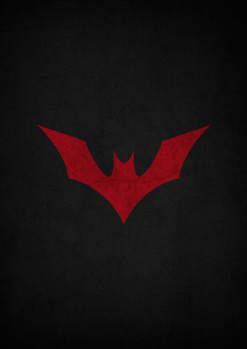 Batman Beyond Logosymbol Batman General Pinterest Batman