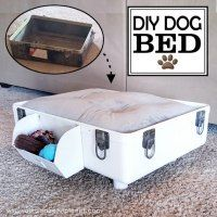 http://ourpeacefulplanet.com/2016/05/03/how-to-make-a-diy-dog-bed-from-a-suitcase/