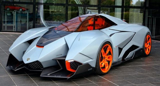 Forget The Batmobile, Meet The Lamborghini Egoista | Batmobile, Lamborghini  And Forget