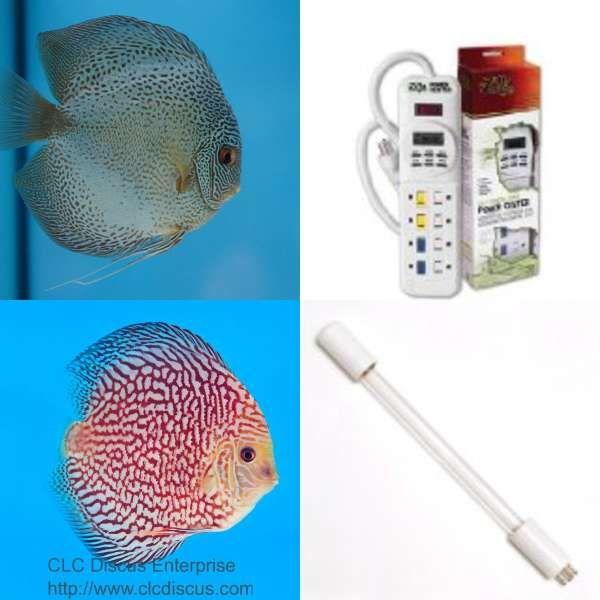 Macegrow Led Aquarium Light Aqua Knight 30w Touch Control