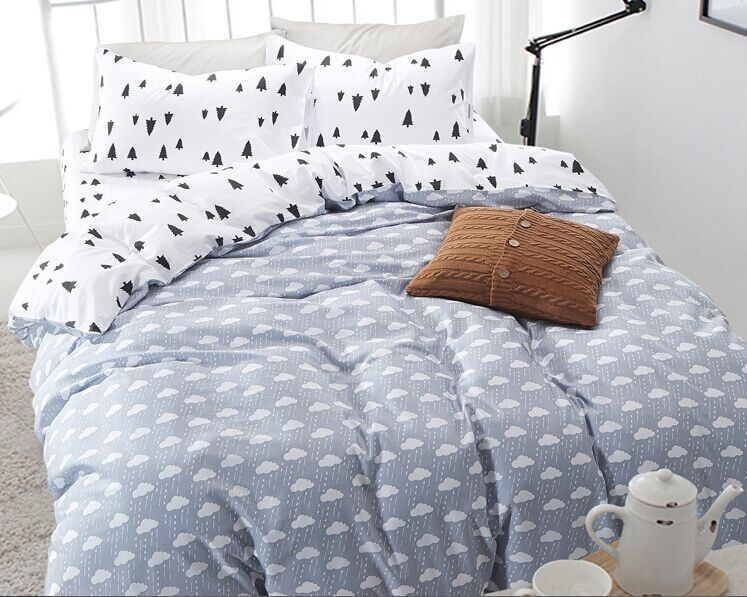 Duvet Cover Sets Twin Size Bed Sheets, Aliexpress White Queen Bed Sheets