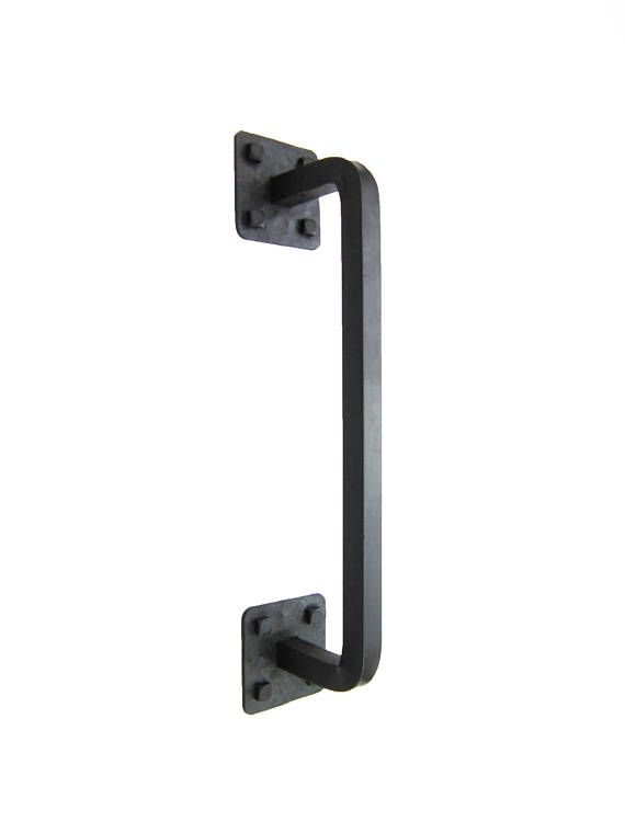 Farmhouse Wrought Iron Barn Door Handle Hpd1