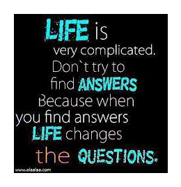 Life Is Complicated Everyday Life S Quotes Things To Live By