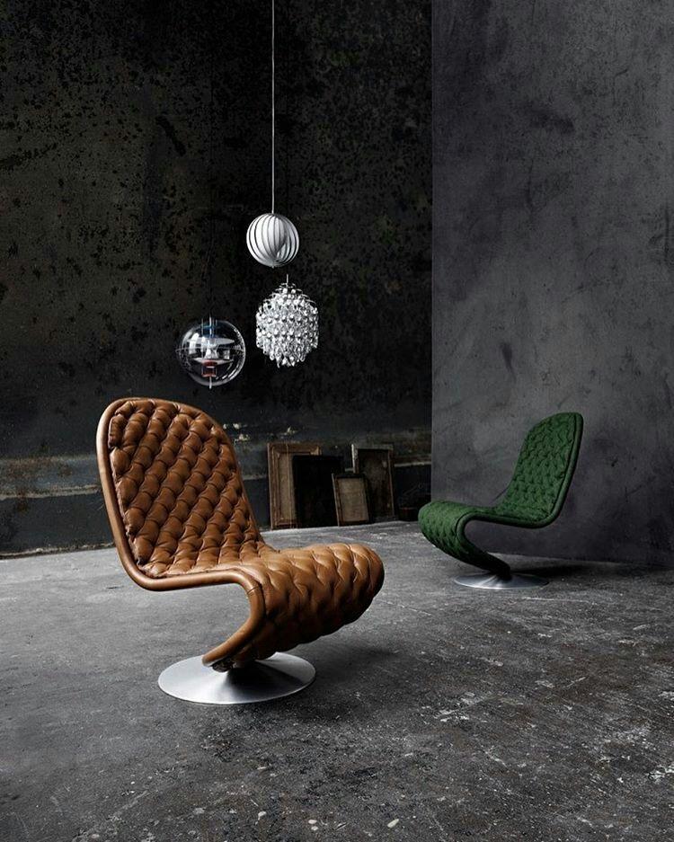 Blocnotes Chaise Panton Chaise Mobilier De Salon