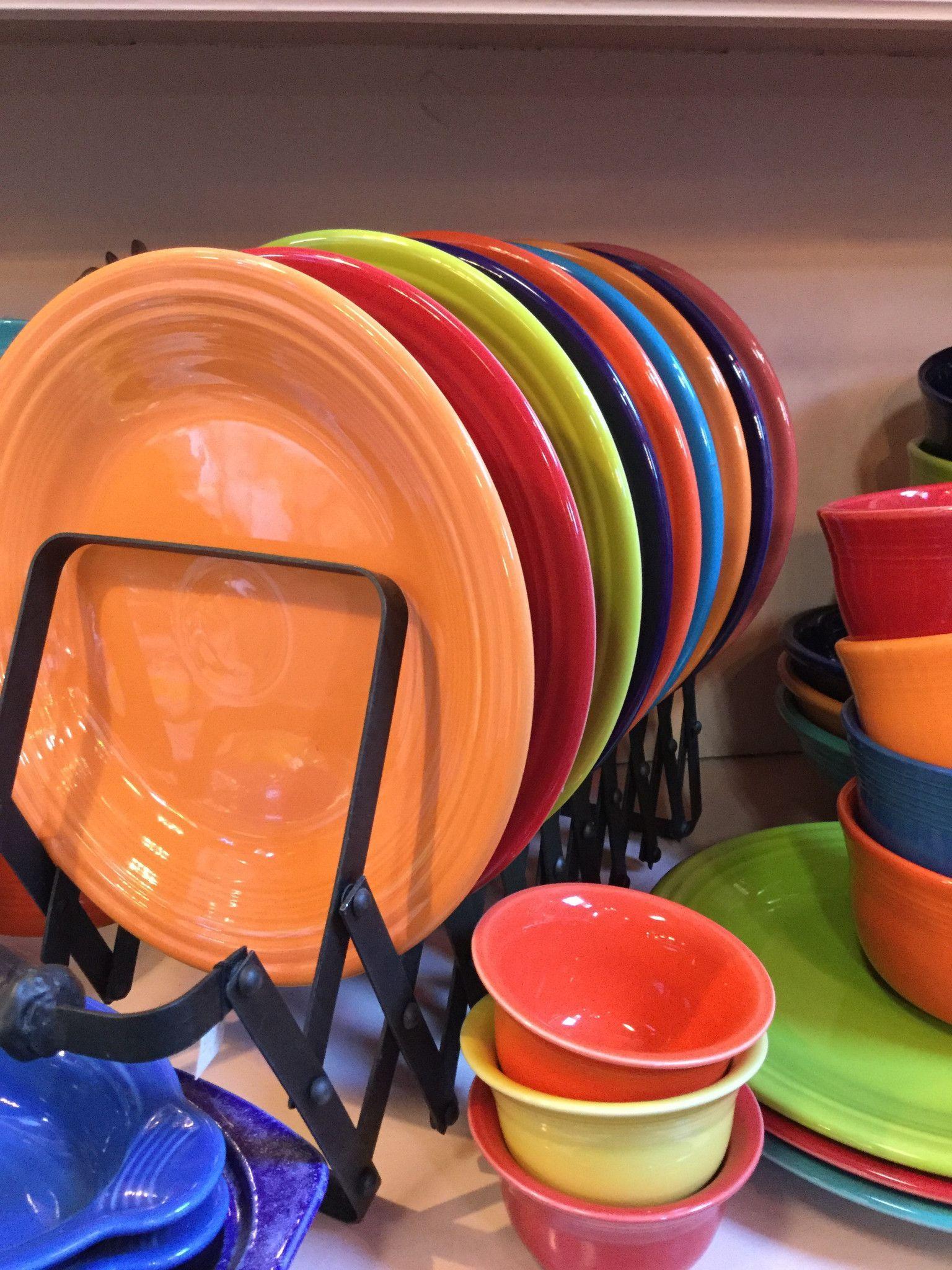 Fiesta Dinner Plate & Fiesta Dinner Plate | Fiestas Fiesta ware and Ware F.C.