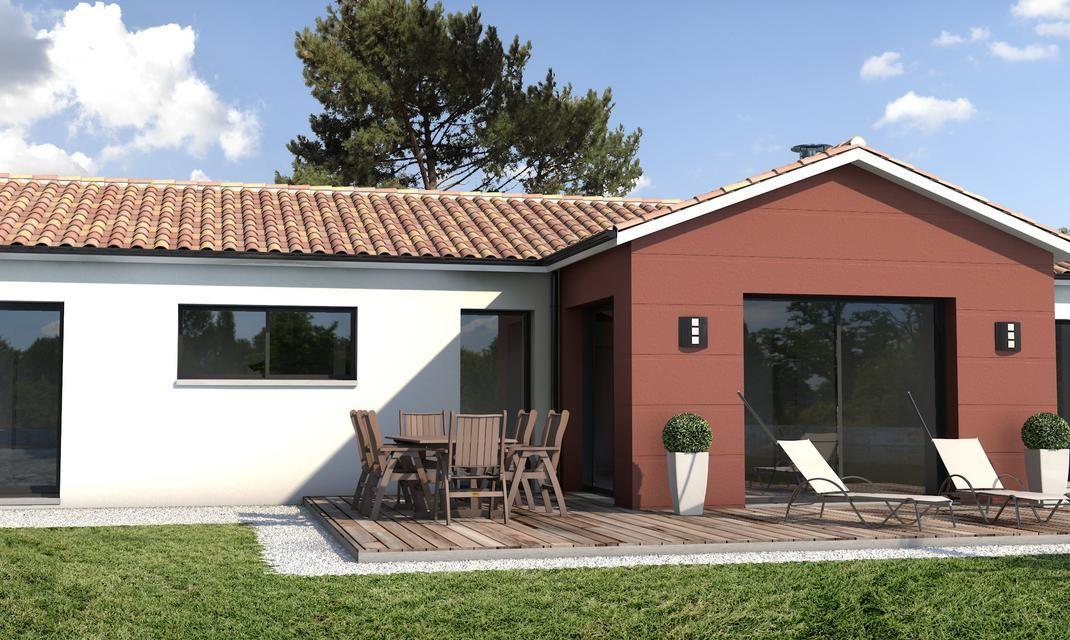 Bien connu Avec ses 118 m² habitables dont 20 m² de surface annexe, cette  JD45