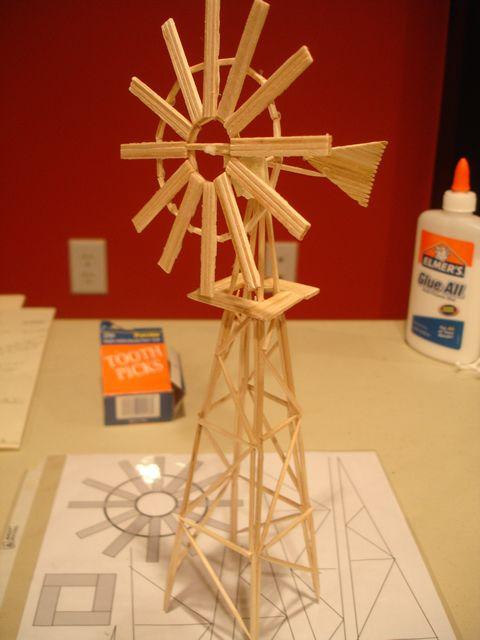 Windmill Model For School   galleryhip.com - The Hippest ...