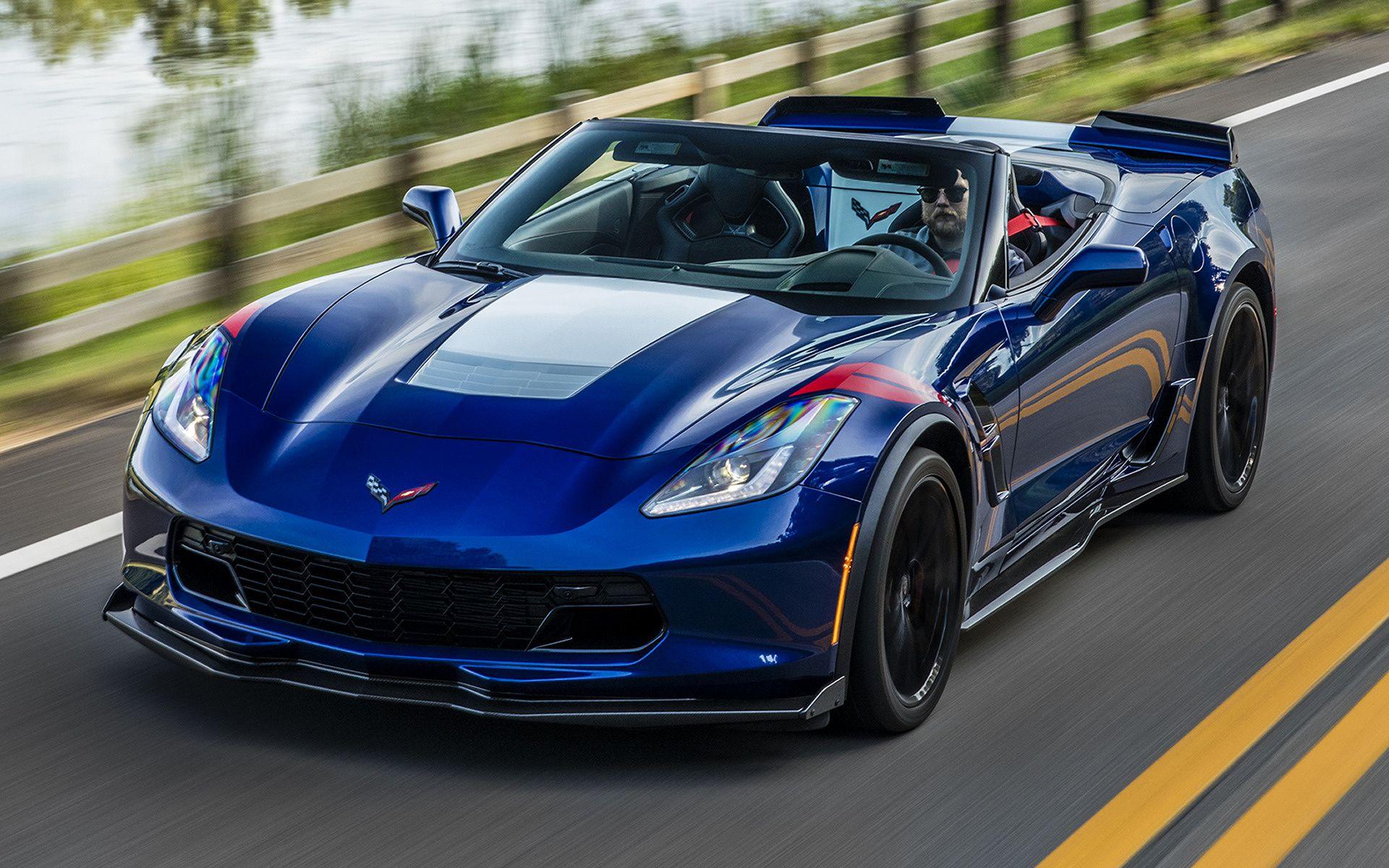 New Car Theme For Windows With Chevrolet Corvette Grand Sport Corvette Grand Sport Chevrolet Corvette Corvette