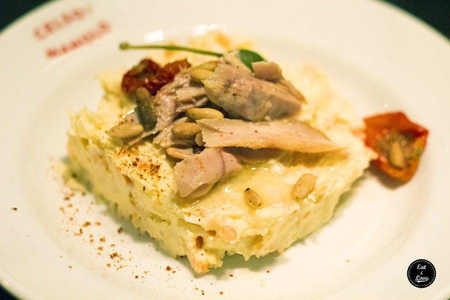 Ensaladilla rusa de ventresca - Celso y Manolo