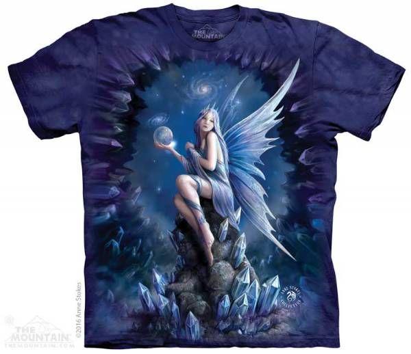 The Mountain Fairy T-shirt | Stokes Stargaze, Anne Stokes Tees, 104896