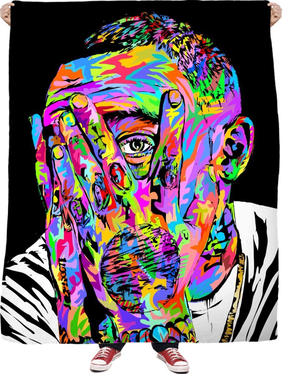 RIP Mac Miller Mac miller, Street art, Art