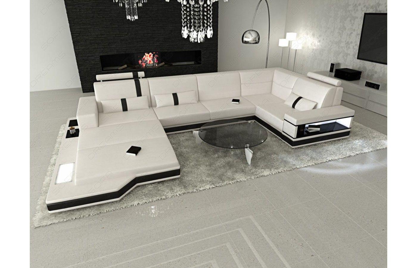 Leder Wohnlandschaft Messana Ecksofa Design Sofa Design Ecksofas