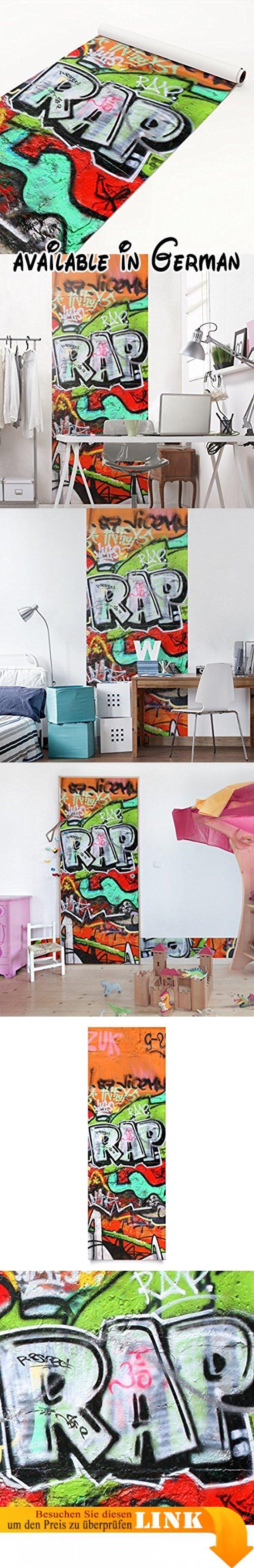 Klebefolie Kinderzimmer Graffiti Wall Selbstklebefolie