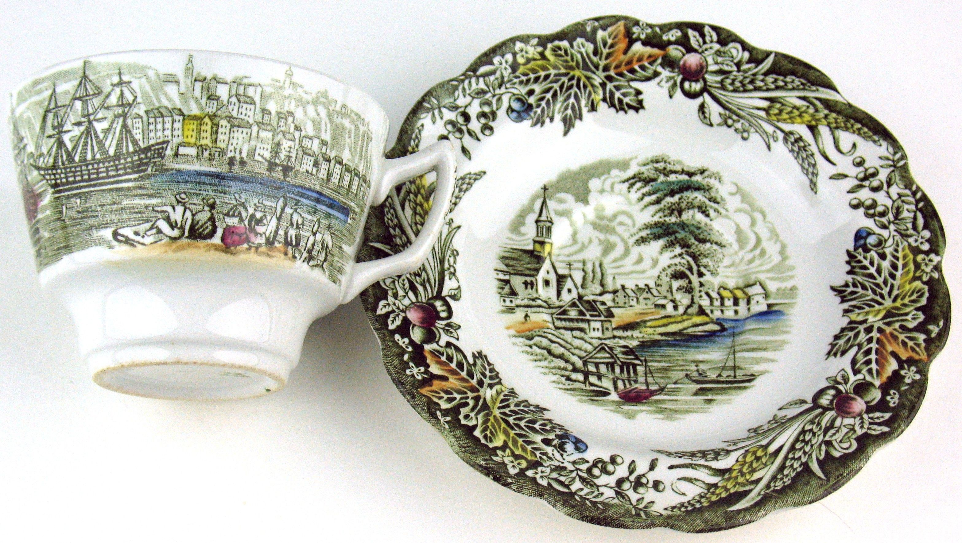Dinnerware  sc 1 st  Pinterest & Ridgway Heritage Dinner Set - History u0026 Piece Guide | Pottery ...
