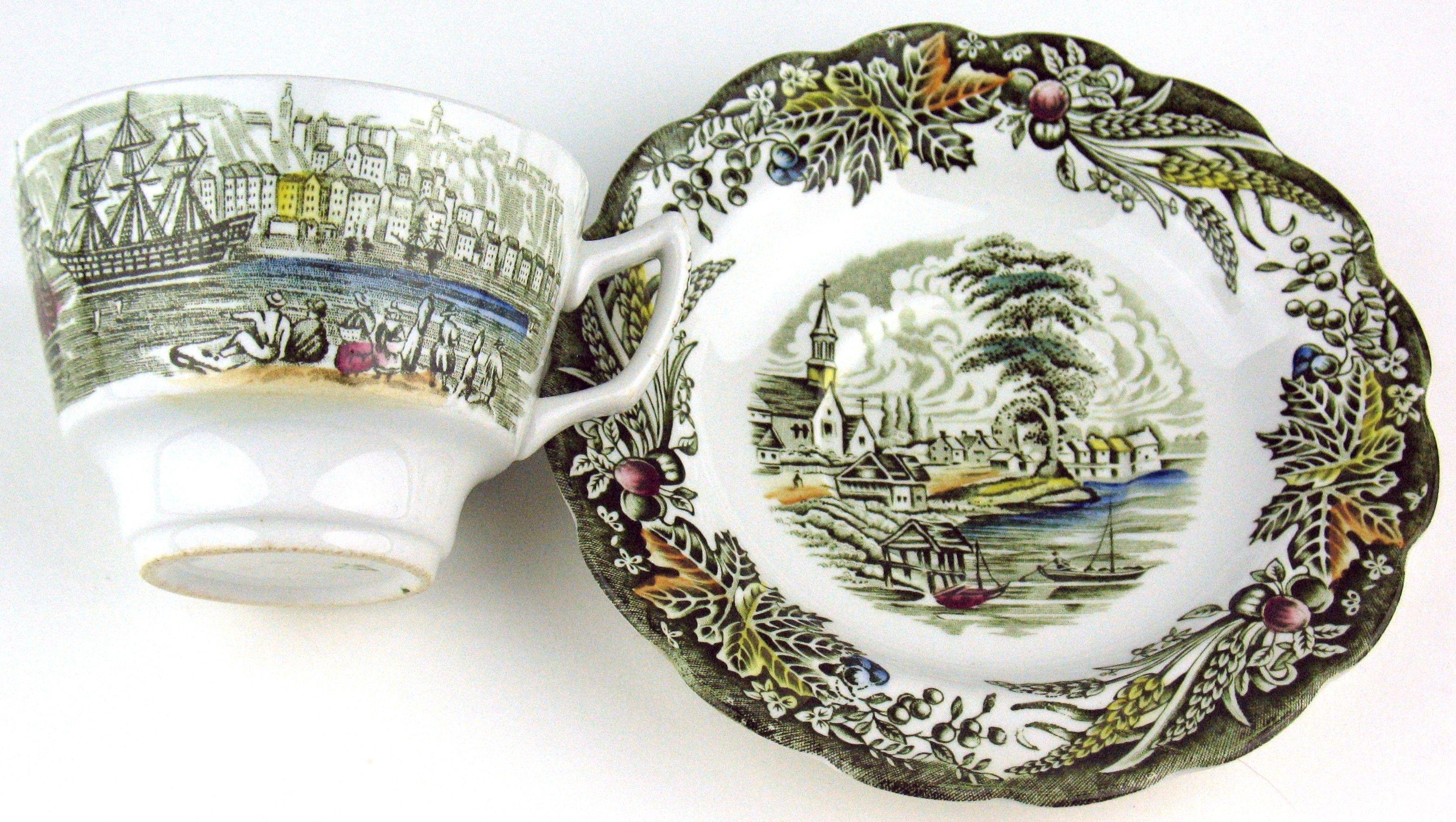 Dinnerware  sc 1 st  Pinterest & Ridgway Heritage Dinner Set - History u0026 Piece Guide | Pottery ...