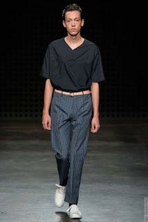 E.Tautz Spring/Summer 2016 - London Collections: MEN   Male Fashion Trends