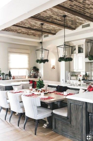 30 MODERN FARMHOUSE KITCHEN DESIGNS FOR YOU DREAM HOME