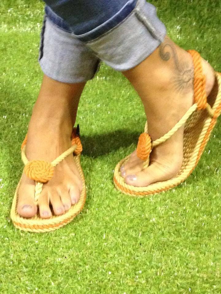 3062c00da254da Flower flop sandals by Nomadic State of Mind - handmade