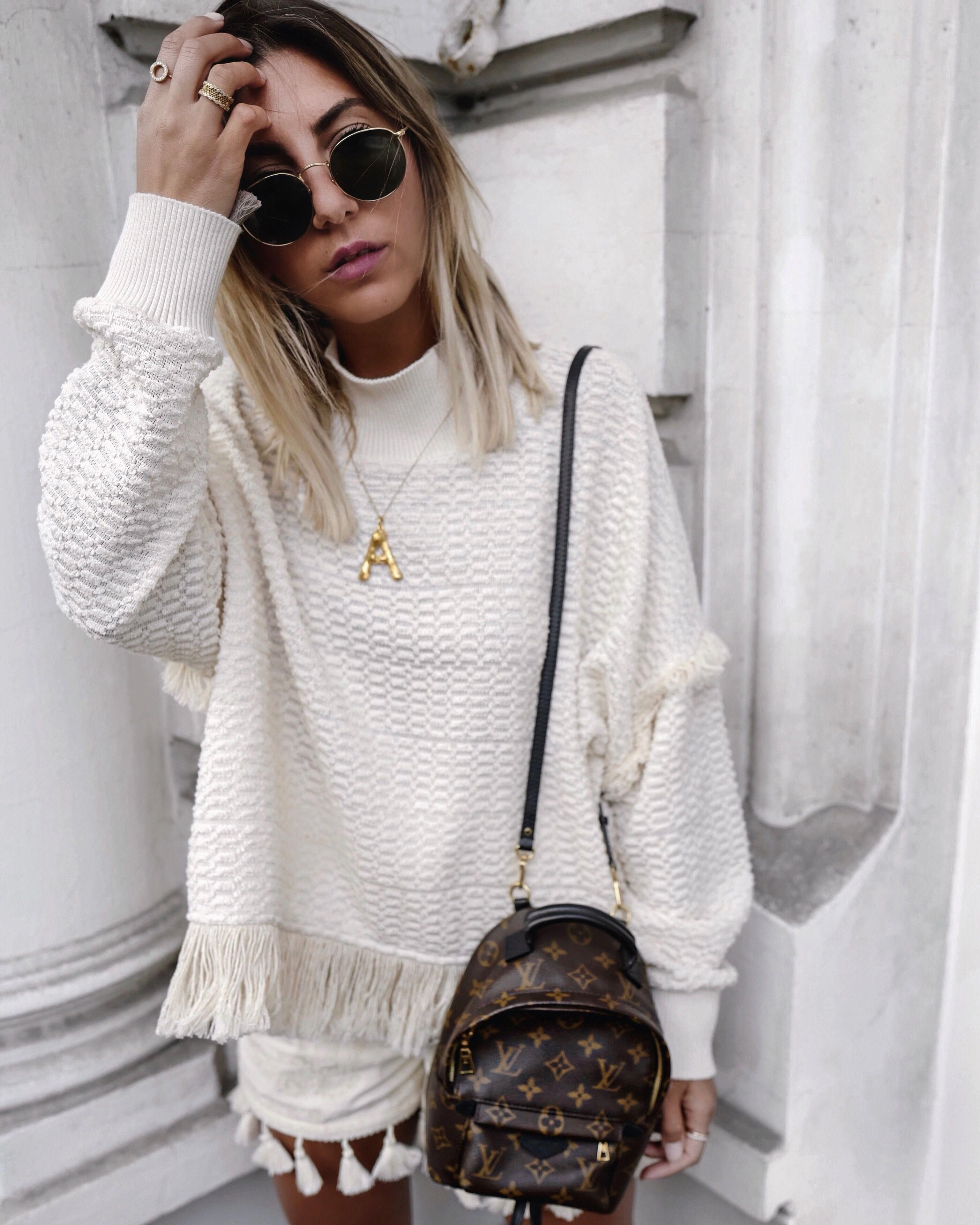 ecea3fdd3d4 Louis Vuitton palm spring backpack mini   Celine necklace   Louisvuittonhandbags