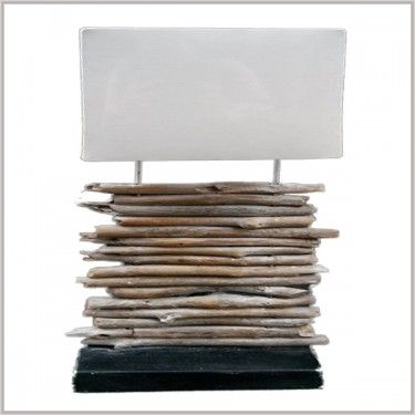 Table Lamp Mangrove Driftwood Indonesia Java from Bhome Bandon