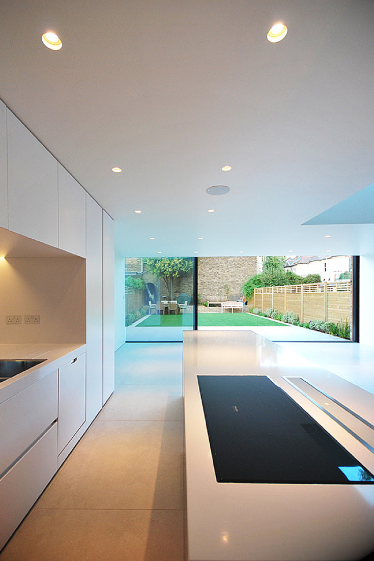 PanoramAH! Project: Elms Road House Architect: LBMV Architects Installation: Fusion Location: UK